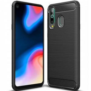 Case do telefonu Huawei Honor 20 Lite - Carbon Bush