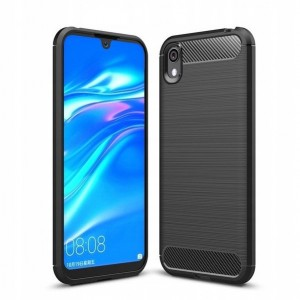 Case do telefonu Huawei Y5 2019 / Honor 8S - Carbon Bush