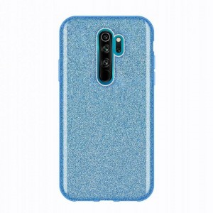 Case do Xiaomi Redmi Note 8 Pro - Niebieskie