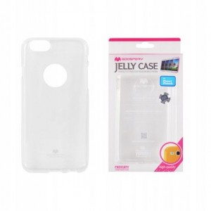 Przezroczyste Etui Mercury Jelly iPhone 6 Plus