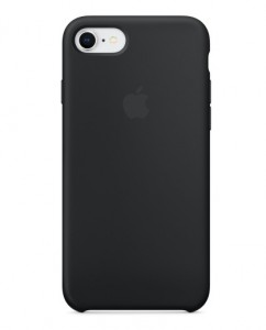 Etui na telefon iPhone 7 Plus - Czarny mat